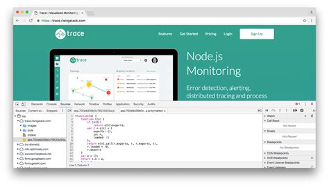node js node hero debugging node js applications risingstack