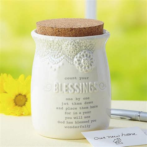 Wedding Blessing Jar by Gift Ideas Archives Current