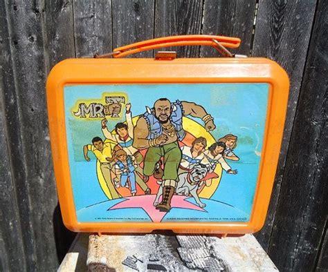 mr t lunch box 1984