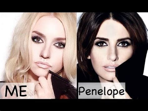 how to wear makeup like penelope cruz 7 steps wikihow penelope cruz makeup tutorial youtube