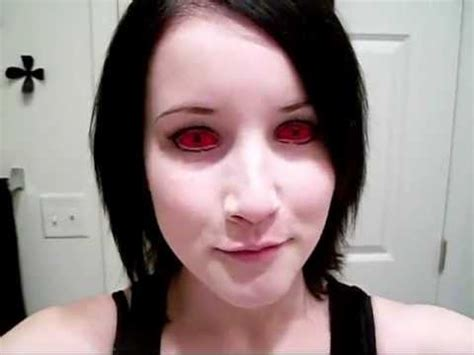 inserting and removing red sclera contact lenses (plus faq