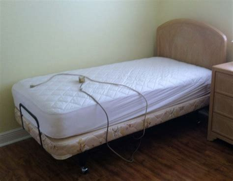 craftmatic adjustable size bed up w vibration headboard ebay