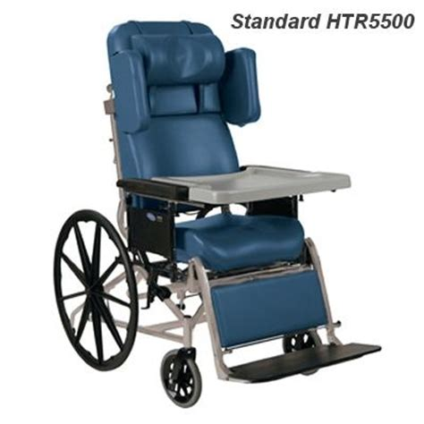 Recline Wheelchair by Invacare Htr 5500 Tilt And Recline Wheelchair Tilting