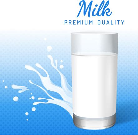 milk design eps creative milk poster design vector graphics free vector in