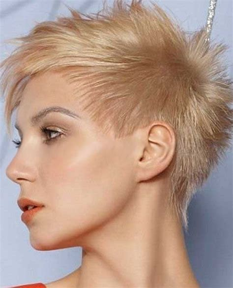 short spiky hairstyles for women 2016 10 exclusive short spiky hairstyles for fearless women