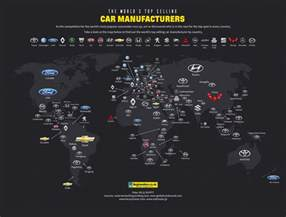 new car companies in usa the world s top selling car manufacturers by country