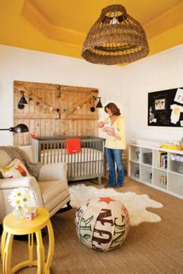 Cool Rustic Nursery Design Cool Nursery Decor