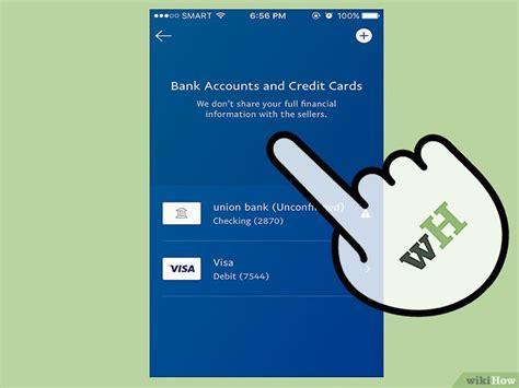 kreditkarte paypal entfernen eine kreditkarte bei paypal hinzuf 252 wikihow