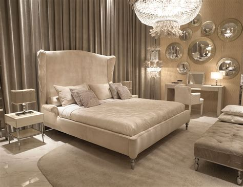 glamorous bedroom furniture nella vetrina visionnaire ipe cavalli siegfrid luxury