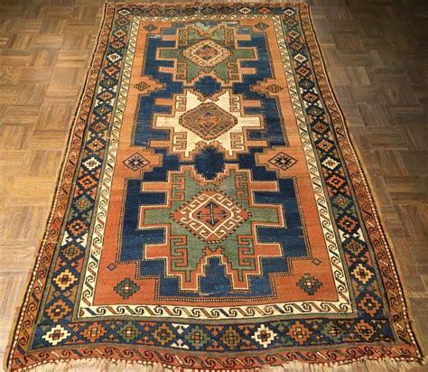 4 x 4 rugs antique caucasian rug 7 4 ft x 4 3 ft