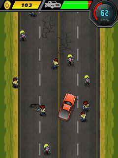 Auto Zombie Spiele by Car Racing Zombie Killer Download Autorennen Zombie