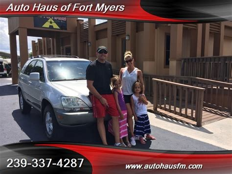 auto upholstery fort myers 2002 lexus rx 300 fort myers florida for sale in fort