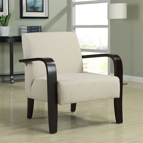 overstock armchairs metro milkweed bent arm chair contemporary armchairs