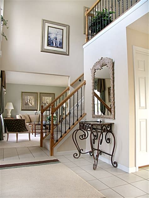 foyer model model home foyer welcome home