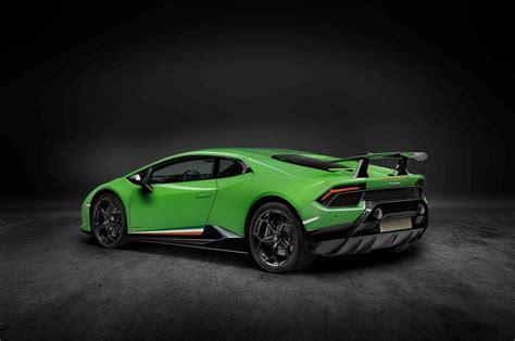 Lamborghini Hurracan by Lamborghini Huracan Performante Revealed Delivers 640 Hp