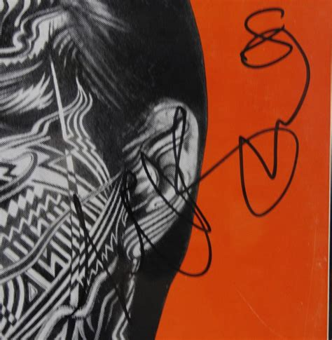tattoo you album rolling stones autographed you album cover