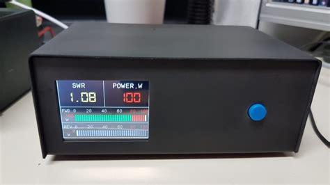 Swr Meter Digital digitales swr meter dm2rm german radio station