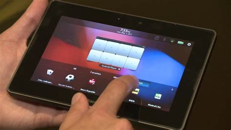 Blackberry Tablet 10 Inch blackberry playbook news sprint delays 10 inch tablet coming of android apps digital