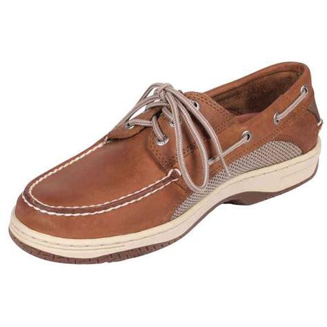 mens boat shoes wide width sperry men s billfish 3 eye boat shoes wide width style
