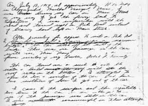 Chappaquiddick Report Chapter 3 Chappaquiddick Ted S Written Statement To