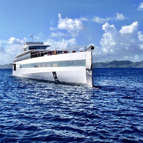 boat jobs near me first peek into steve jobs s luxury yacht interior