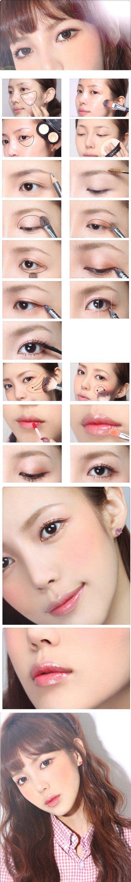 video tutorial make up ulzzang korea 132 best images about pony makeup on pinterest etude