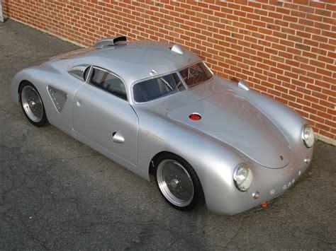 Porsche 356 Custom by 1955 Porsche 356 A Silver Bullet Custom Hot Rod Flatsixes