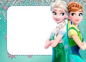 convite frozen 2 fazendo a nossa festa