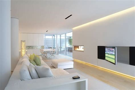 all white interiors 39 custom contemporary living room designs by designers