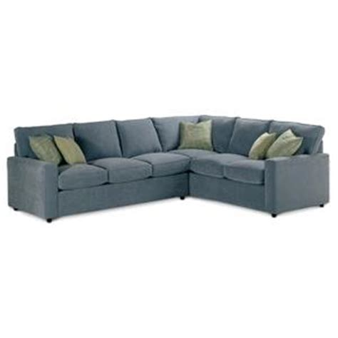 rowe sectional rowe monaco contemporary sofa with reversible chaise