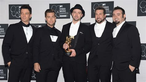 Justin Timberlake, 'N Sync celebrate JC Chasez's 40th