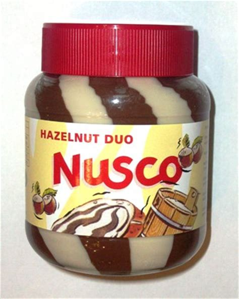 Crumpy Duo Hazelnut Spread nusco hazelnut duo spread