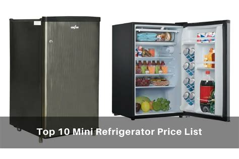 bedroom fridge india top 10 best mini refrigerator price in india price list