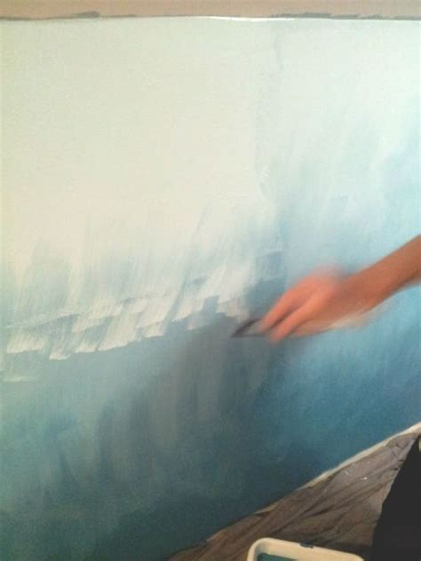 ombre walls tutorial paint your wall ombre diy tutorial my search for