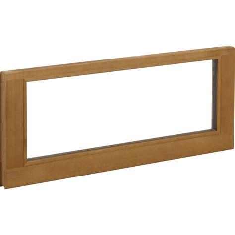 Imposte bois PRIMO 1 vantail sans ouverture H.40 x l.90 cm