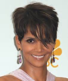 back view of halle berry hair halle berry haircuts front and back short hairstyle 2013
