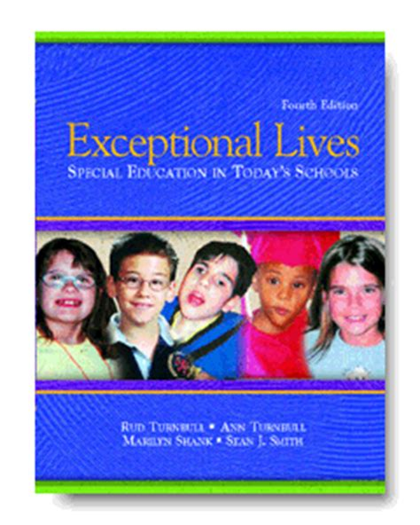 exceptional lives special education in today s schools enhanced pearson etext with leaf version access card package 8th edition exceptional