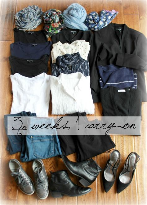 Europe Travel Wardrobe by The 15 Travel Wardrobe