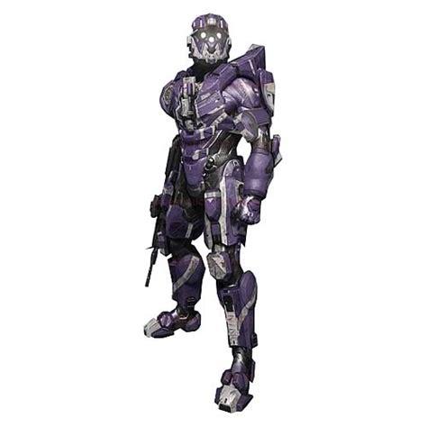halo 4 figures halo 4 series 2 spartan cio team purple figure