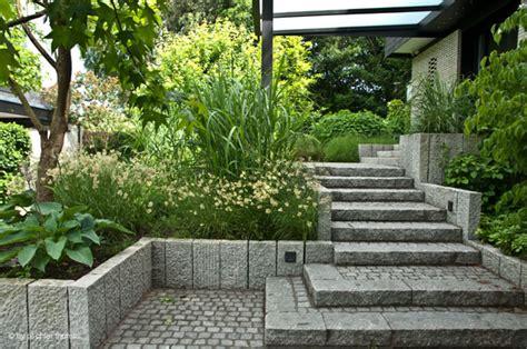 Garten Sichtschutz Stein 292 by Stein Im Garten Schr 246 Er Garten