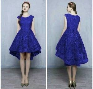 Mini Dress Terbaru Brukat baju mini dress pendek pesta fashion wanita bahan brukat