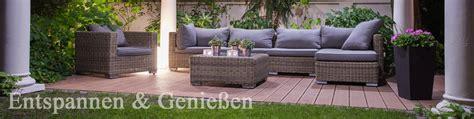 Gartenlounge Gestalten by Gartenlounge Deine Lounge Zum Wohlf 252 Hlprogramm