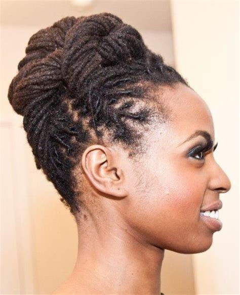 locked hairstyles on pinterest 353 best african american locked formal and informal