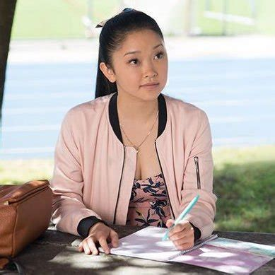 lara jean covey   to all the boys i've loved before wiki