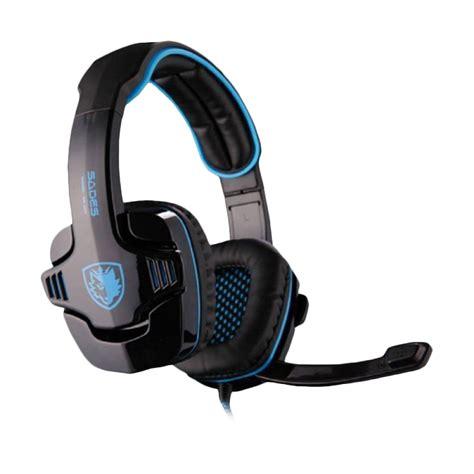 Spesifikasi Dan Headset Sades jual sades sa 901 gaming headset harga kualitas