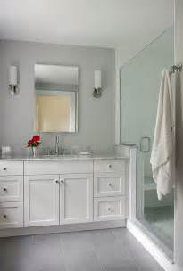 Small Bathroom Ideas Hgtv modern white shaker style vanity google search modern