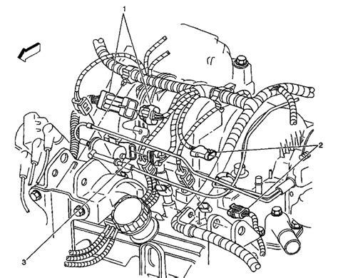 2009 Chevy Impala Engine Diagram