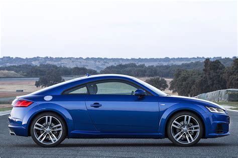 Der Neue Audi Tt by Der Neue Audi Tt Im Fahrbericht Heise Autos