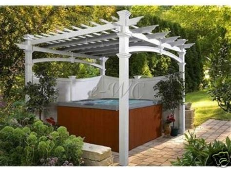 17 best spa pergola ideas images on
