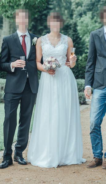 Brautkleid Billig by Brautkleider Angebote Billige Gro 223 Gro 223 Er Brautkleider